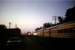 Evening Action MILW Road at Rondout