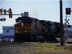 BNSF C44-9W 5174