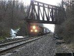 Old Wabash bridge