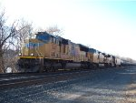 Union Pacific 5145 Leading an Ethanol