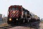 A Short Eastbound CP Freight