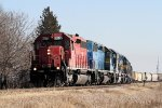 Westbound DME Freight with 8 SD40's Doin Work