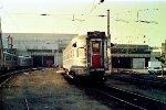 Amtrak Observation Car 30th Street Station