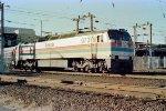Amtrak E60 973 30th Street Station