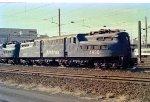 Amtrak GG-1 4930 30th Street Station
