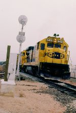 Santa Fe Freight