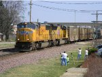 Railfanning, Will it Ever Die? Not at Rochelle IL