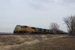 3 Class One Railroads on an Oil Train