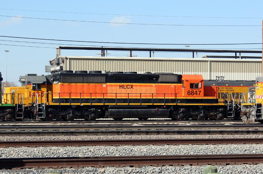 HLCX 6847