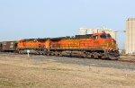 BNSF 4195