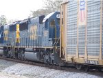 CSX 8557 (ex-Chessie C&O) YN3