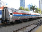 Amtrak Exhibit Train at Santa Fe Depot (1)