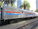 Amtrak Exhibit Train at Santa Fe Depot (2)