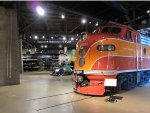 California State Railroad Museum - Roundhouse Section
