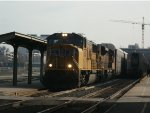 Union Pacific AGBMI in Sacramento