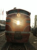 Southern Pacific #6051