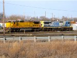 CREX 9061 and CSX 7528