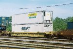 J B Hunt and Swift Intermodal