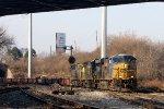 CSX 5408 New Train Q128
