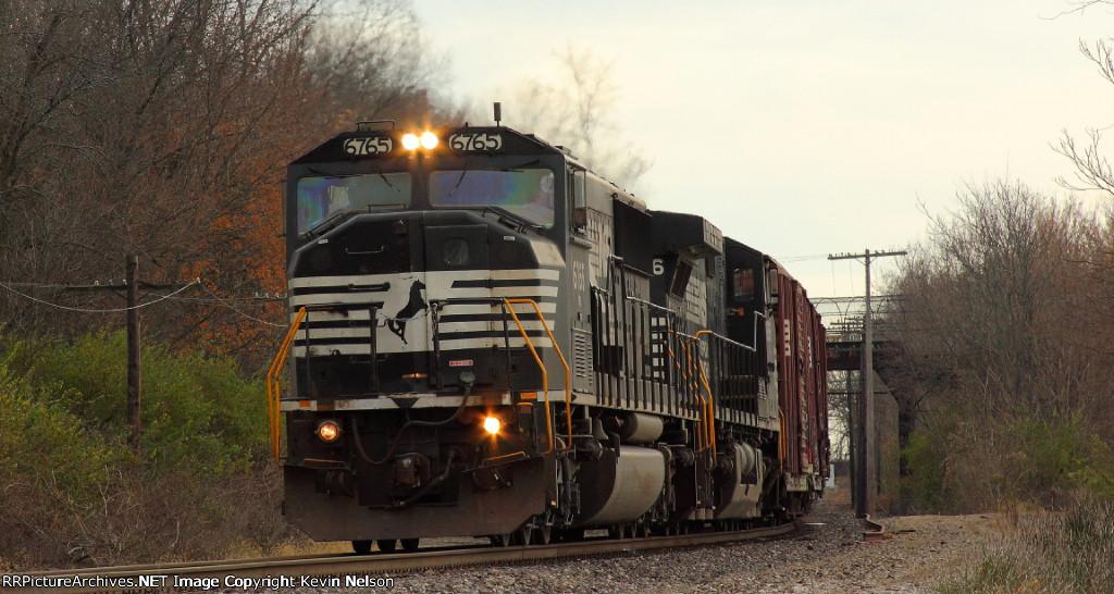 NS 6765 SD60M