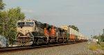 BNSF 9684 SD70MAC