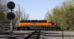 HLCX 7892 SD40-2
