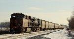 NS 8102 ES44AC  PRR Heritage unit