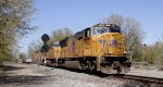 UP 4982 SD70M