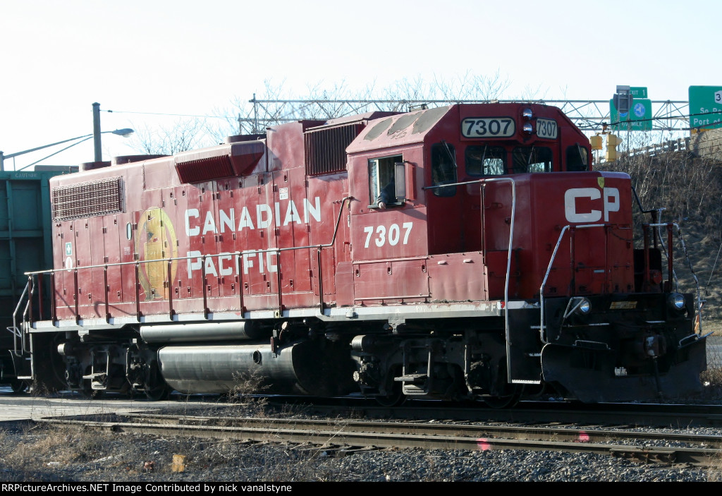 CP 7307