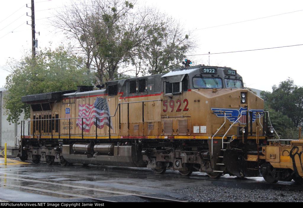 UP 5922