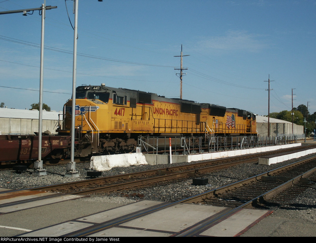 SD70Ms on the IOASER
