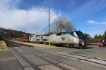 Reno Snow Train at Martinez