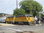Union Pacific LRJ46 in Martinez