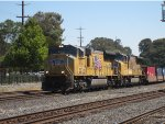 Union Pacific ZNPOA in Martinez