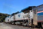 Amtrak 11 in Martinez