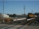 Union Pacific Switching Job in Martinez