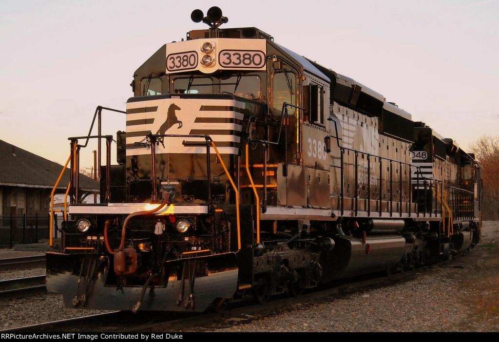 NS 3380