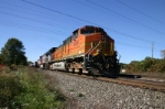 Yet another BNSF powered stack train
