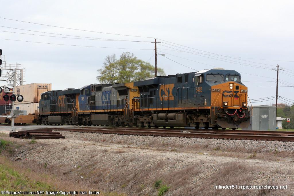 CSX 5485