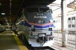 Amtrak 184 at Union Station