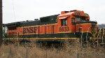 BNSF 8633