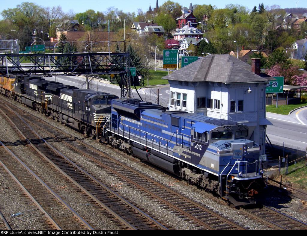 EMDX 2012 on NS 967