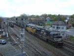 NS 2759 Leads Eastbound Intermodal