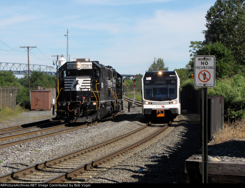 NJT 3515 and NS 5287