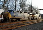 CSX AC44CW 99 trails on Q439-29