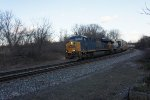 CSX 819 and 920