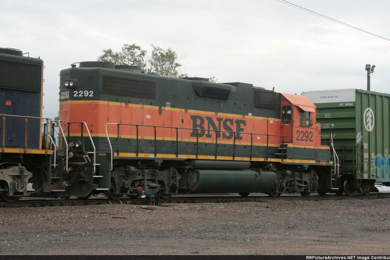 BNSF 2292