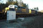 CSX 2293 & 6938