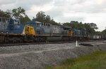 CSX 5001 & 1165