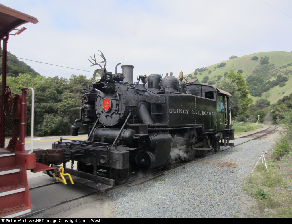 Quincy Railroad Company #2